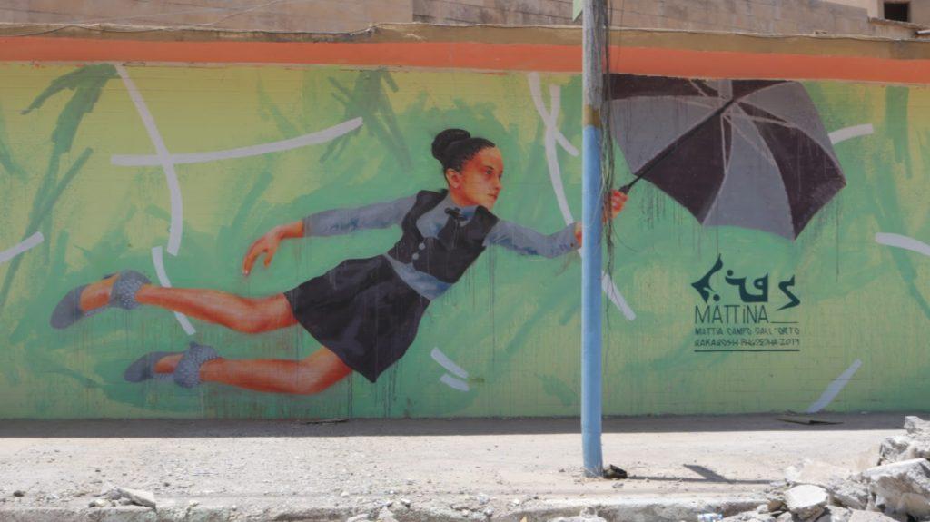 Murales Qaraqosh