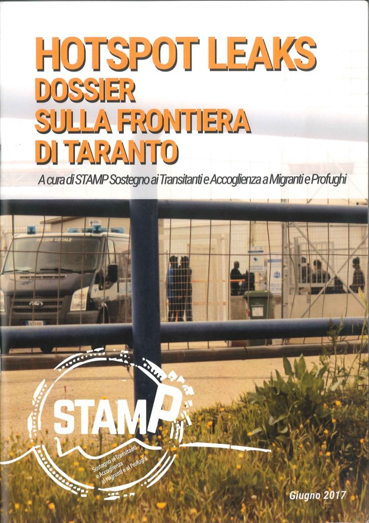 STAMP dossier cover