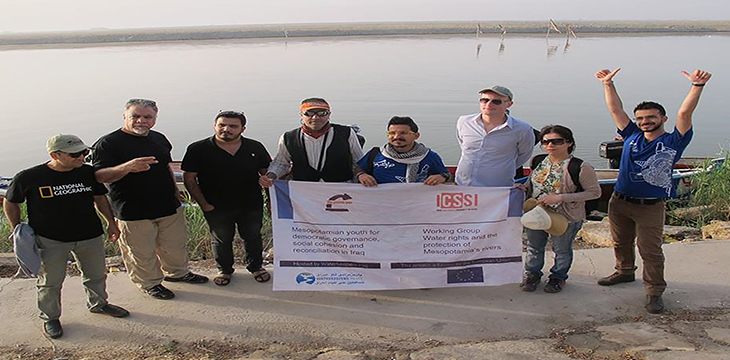 Water Rights Group Iraq-Kurdistan and Mashufna Center North-South Exchange in Marshes
