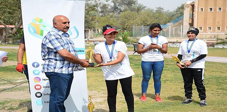 Women -Baghdad-Marathon