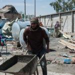 Lavori di ristrutturazione dell'ospedale di Raqqa. Maggio 2018. Foto di Linda Dorigo