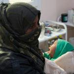 L'ospedale di Raqqa è operativo. Novembre 2018. Foto di Linda Dorigo.