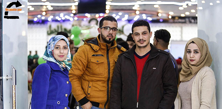 Parte del Conflict Prevention Team di Mosul.