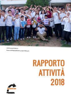 Scarica il Rapporto Attività 2018
